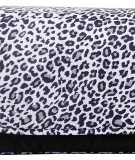 My Babiie Sam Faiers Changing Bag Black Leopard